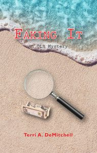 Faking It OLS Mystery, Terri DeMitchell